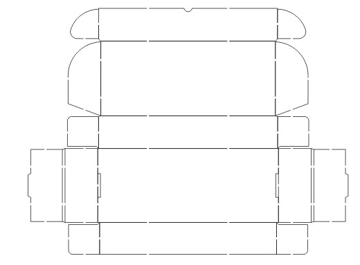 Box Templates  Corrugated And Folding Carton Box Templates  Page