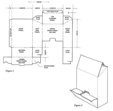 dispenser box