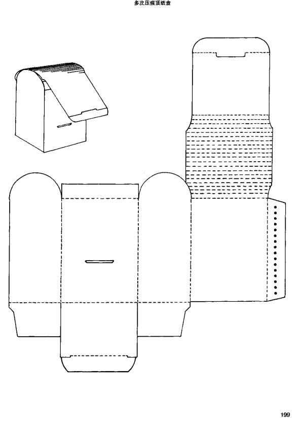 box structure104