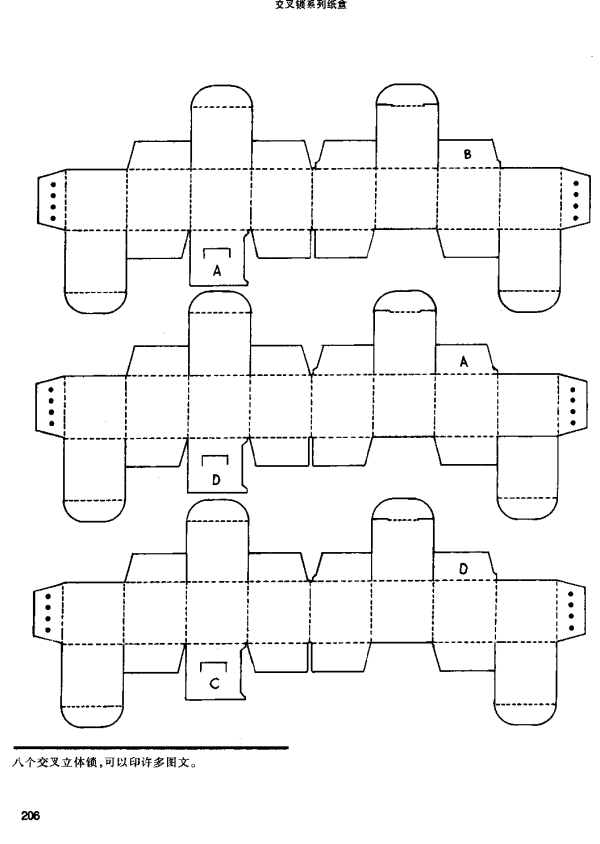 box structure110