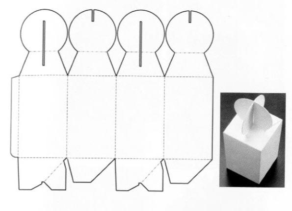 Mimicry Design Corrugated And Folding Carton Box Templates