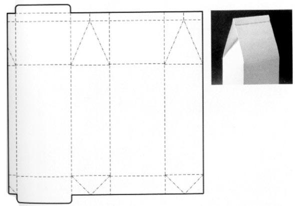 The carton structure design3